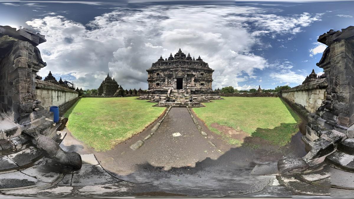 Virtual Tour Candi Plaosan