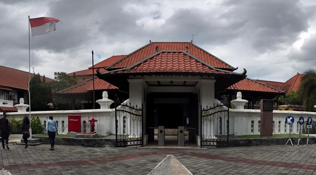 Virtual Tour Museum Sonobudoyo