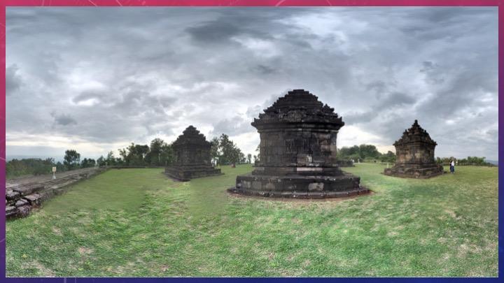 Candi Ijo, Candi yang Berada di Bukit Paling Tinggi di Prambanan