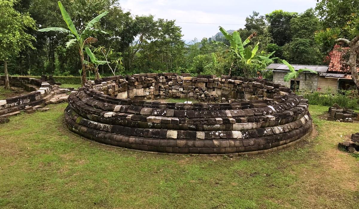 Mengenal Situs Candi Dawangsari di Perbukitan Prambanan