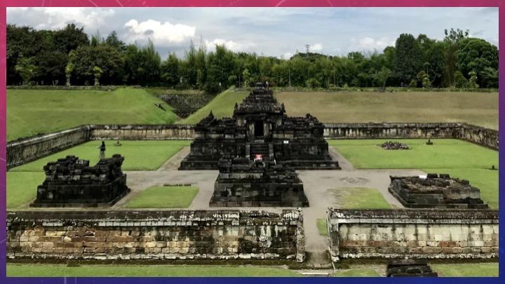 Virtual Tour Candi Sambisari